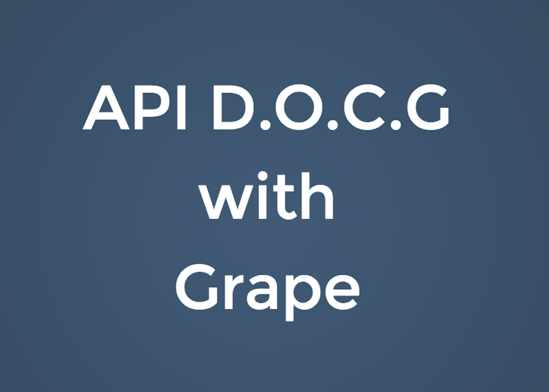 Api D.O.C.G. with Grape